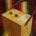 Cigar Box amplifier