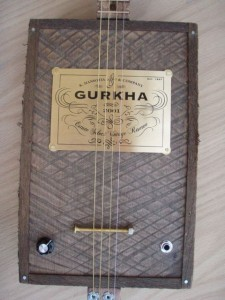 Gurkha toothpick electric